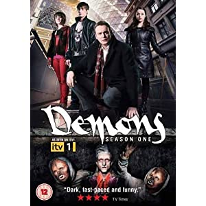 Demons - Season One - 2-DVD Set ( Demons - Season 1 ) ( The Last Van Helsing ) [ NON-USA FORMAT, PAL, Reg.2 Import - United Kingdom ]