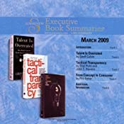 Soundview Executive Book Summaries, March 2009 | [Geoff Colvin, Shel Holtz, John C. Havens, Phil Baker]