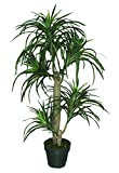 POLLINATION GREEN YUCCA ARTIFICIAL PLANT WITH POT