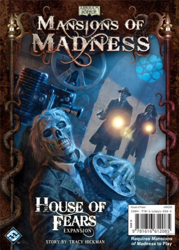 Fantasy Flight Games - Mansions of Madness - House of Fears (House Of Madness compare prices)