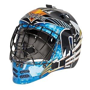 Franklin Sports NHL Pittsburgh Penguins SX Comp GFM 100 Goalie Face Mask