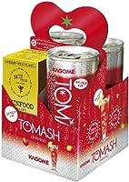 カゴメ トマッシュ コスメグッズ付き限定品 (250ml×3缶パック)×6セット