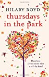 Thursdays in the Park Hilary Boyd