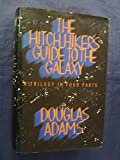 Douglas Adams The Hitch Hiker's Guide to the Galaxy