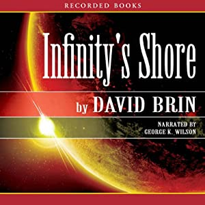 Infinity's Shore Audiobook