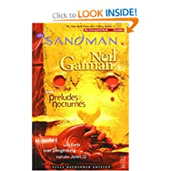 The Sandman Vol. 1: Preludes &amp; Nocturnes (New Edition) by Neil Gaiman,&#32;Sam Keith and Mike Dringenberg