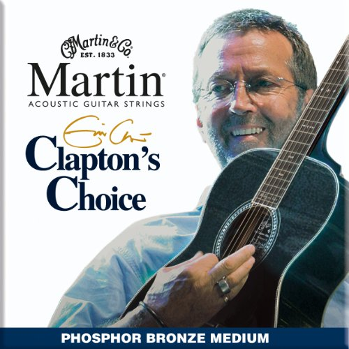 Martin MEC13 Clapton's Choice Phosphor Bronze