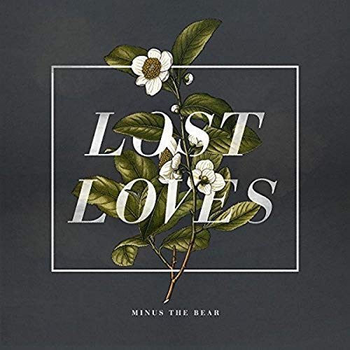 CD : MINUS THE BEAR - Lost Loves