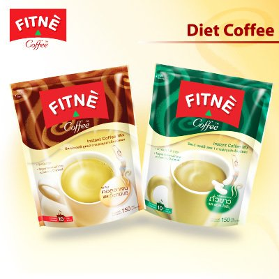 517XfKeIVZL Best 2 MIX Fitne Diet Instant Coffee Slimming Weight Control Cellulite Fat Burnmade in Thailand Review