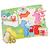 In The Night Garden Pick N Place Puzzle