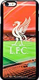 Official Liverpool Football Club Team 3D Hard Back Case Cover for Apple iPhone 6 With Free Screen Protector & Polishing Cloth By DN-TECHNOLOGY