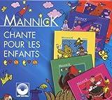 echange, troc Mannick - Mannick chante pour les enfants - Coffret 5 CD