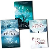 Louise Penny Collection Chief Inspector Gamache 3 Books Set Pack RRP: 22.97 (Chief Inspector Gamache Collection)by Louise Penny