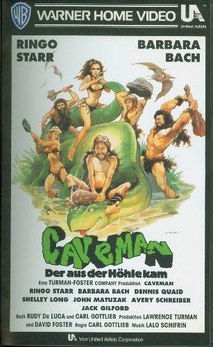 Caveman - Der aus der Höhle kam [VHS]