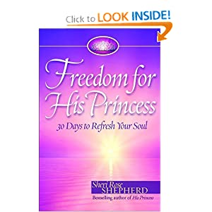 Download book Freedom for His Princess: 30 Days to Refresh Your Soul
