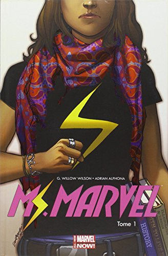 Ms. Marvel (1) : Métamorphose