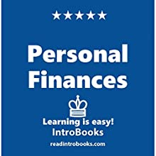 Personal Finances Audiobook by  IntroBooks Narrated by Megan Mateer