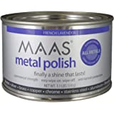 Maas International Metal Polish Can, 1.1-Pound