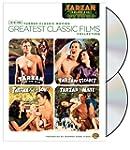TCM Greatest Classic Films: Tarzan Vo...