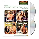 TCM Greatest Classic Films Collection: Tarzan - Volume One (Tarzan the Ape Man / Tarzan Escapes / Tarzan Finds a Son! / Tarzan and His Mate)
