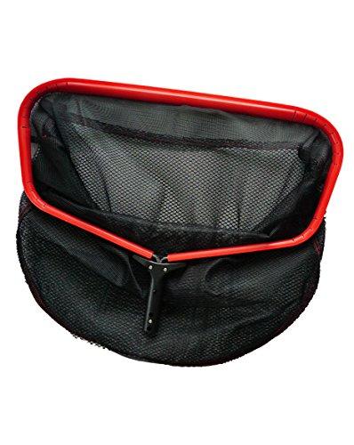 fibropro-professional-grade-metal-frame-swimming-pool-leaf-skimmer-net-24-l