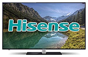 Hisense 50H5G 50-Inch 1080p 120Hz Smart LED TV (Refurbished) from Hisense
