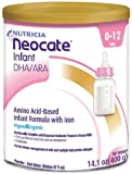NewBorn, Baby, Neocate Infant With Dha-Ara Box of 4 New Born, Child, Kid