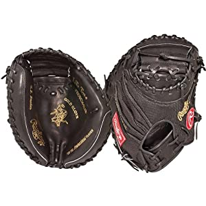 Rawlings Heart of the Hide Pro Mesh Yadier Molina 34-inch Catcher