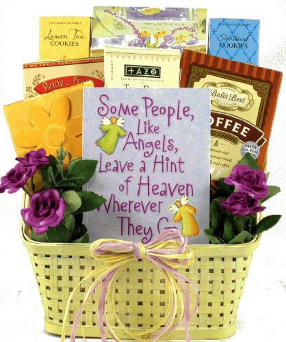 Angels Among Us - Christian Gift Basket for Women