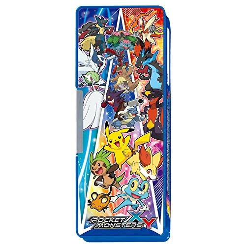 Showa-Note-2015-Pokemon-estuche-para-lpices-con-cierre-XY-diseo-de-mueco-y-letras-import