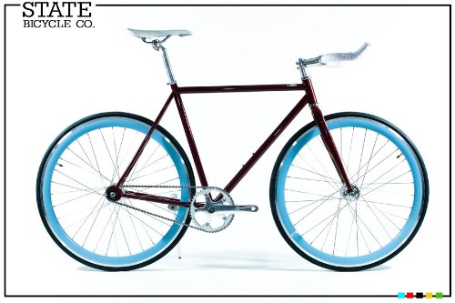 State Bicycle Co. - Bambino - Fixed Gear Bike 55 cm