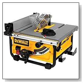 DEWALT DWE7480 Table Saw Review