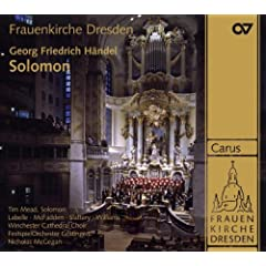 Handel - Solomon