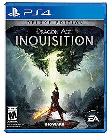 Dragon Age Inquisition (Deluxe Edition) -  PlayStation 4