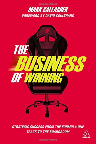 The Business Of Winning: Strategic Success From The Formula One Track To The Boardroom front-1034139