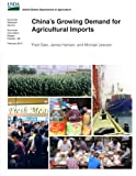 China's Growing Demand for Agricultural Imports