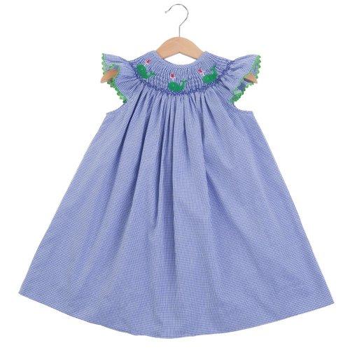 Smocked Childrens Dresses front-146967