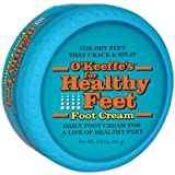 O'Keeffe's Healthy Feet Cream 3.2oz Jar