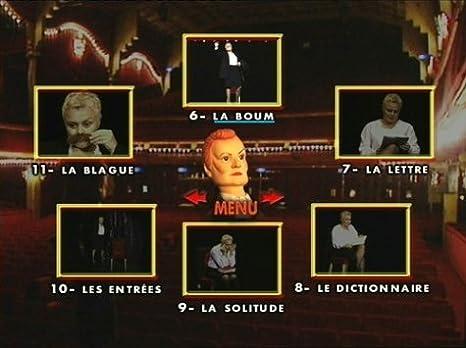 Muriel robin tout robin au casino de paris dvd amp for Muriel robin le salon de coiffure