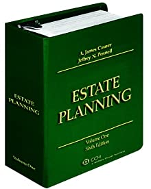 Estate Planning (Three Volume Set) Jeffrey N. Pennell and A. James Casner