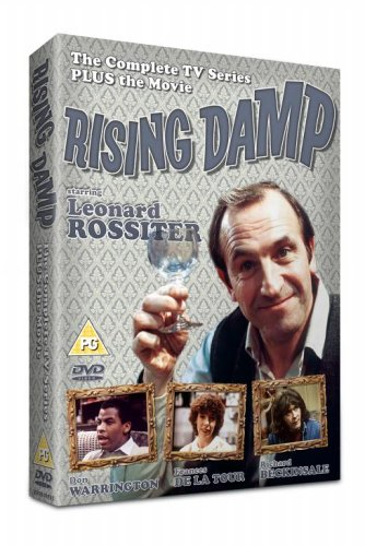 Rising Damp - the Complete TV Series Plus the