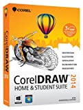 Software - Vollversion Corel Draw Home & Student/ 2014 / Windows / deutsch / CD