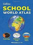 Collins School World Atlas (Collins School Atlas) (Collins Primary Atlases)