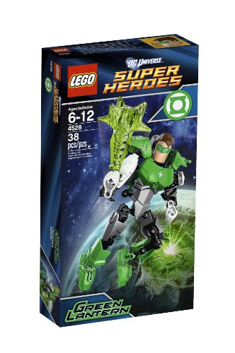 Lego Ultrabuild Green Lantern 4528 back-898629