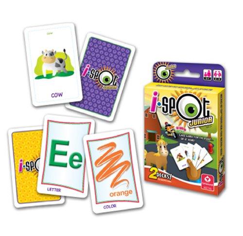 I-Spot Junior 2-Deck Game Set - 1