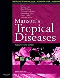 img - for Manson's Tropical Diseases book / textbook / text book