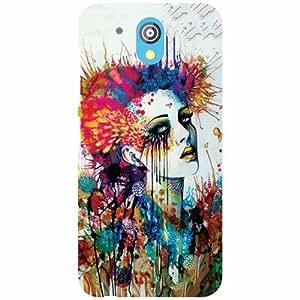 HTC Desire 526G Plus Back Cover - Artistic Designer Cases