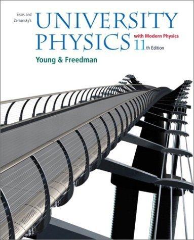 University physics with modern physics 12th edi.
