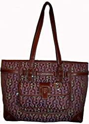 Etienne Aigner Purse Handbag Business Tote Collection Available in Several Colors