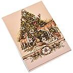 Woodland Tree Gathering Notepad